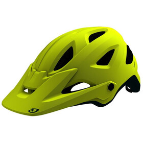 Giro Montaro MIPS Kask rowerowy, matte citron/true spruce